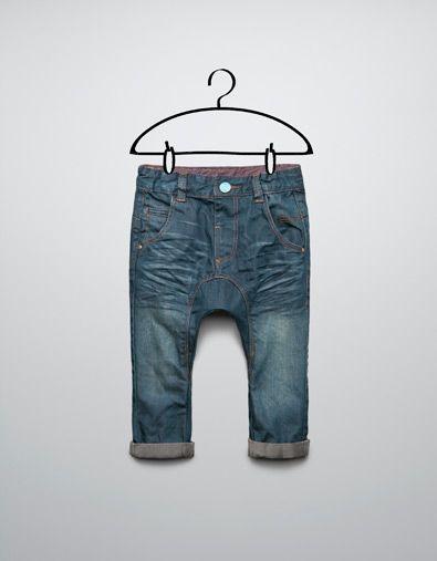 Denim Harem Pants Jeans Baby Boy 3 36 Months Kids Zara United States Kleinkind Jeans Kinderkleidung Junge Kleinkind Mode