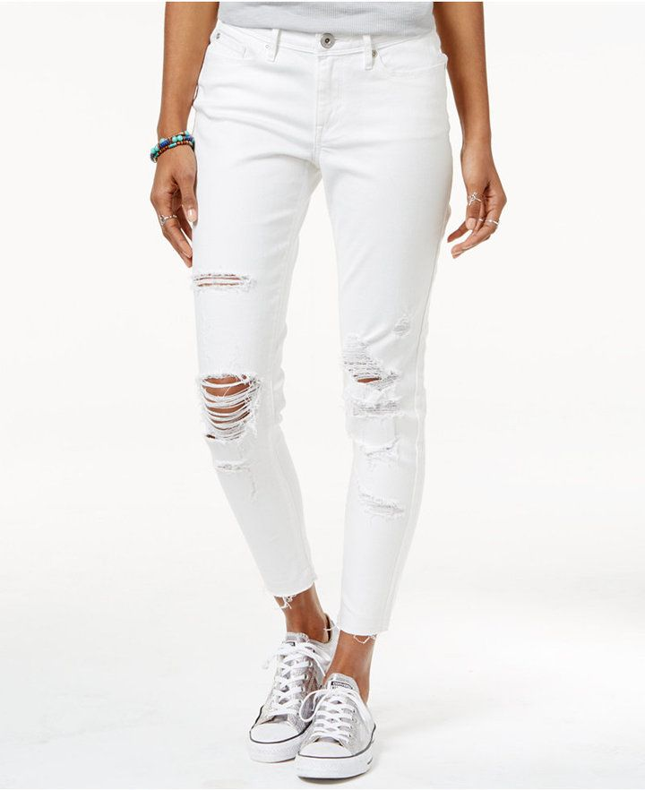 db90e82a American Rag Ripped Skinny Jeans, Only at Macy's   Shop Tween Girl ...