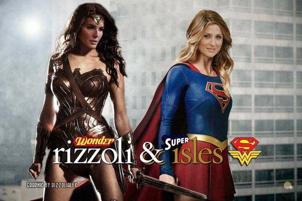 Rizzoli Isles 3 3