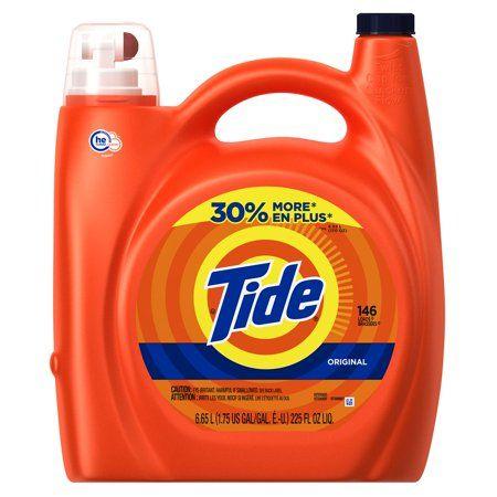 Household Essentials Tide Detergent Tide Laundry Detergent