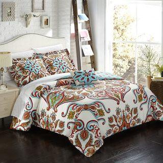 Belmont 4 Piece Duvet Cover Set In 2020 Comforter Sets