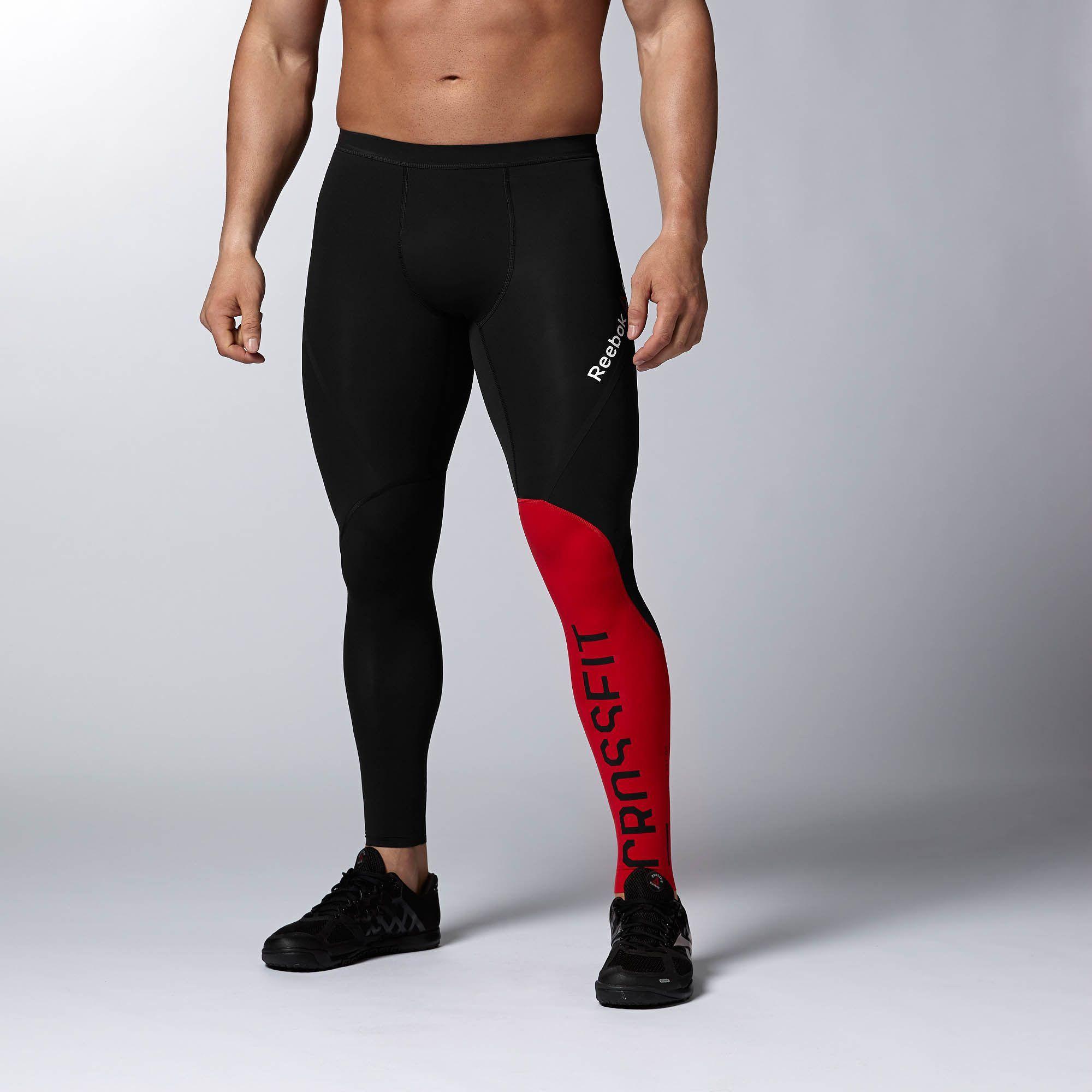 8e052025501c Reebok - Men s Reebok CrossFit Compression Tight Gym Leggings