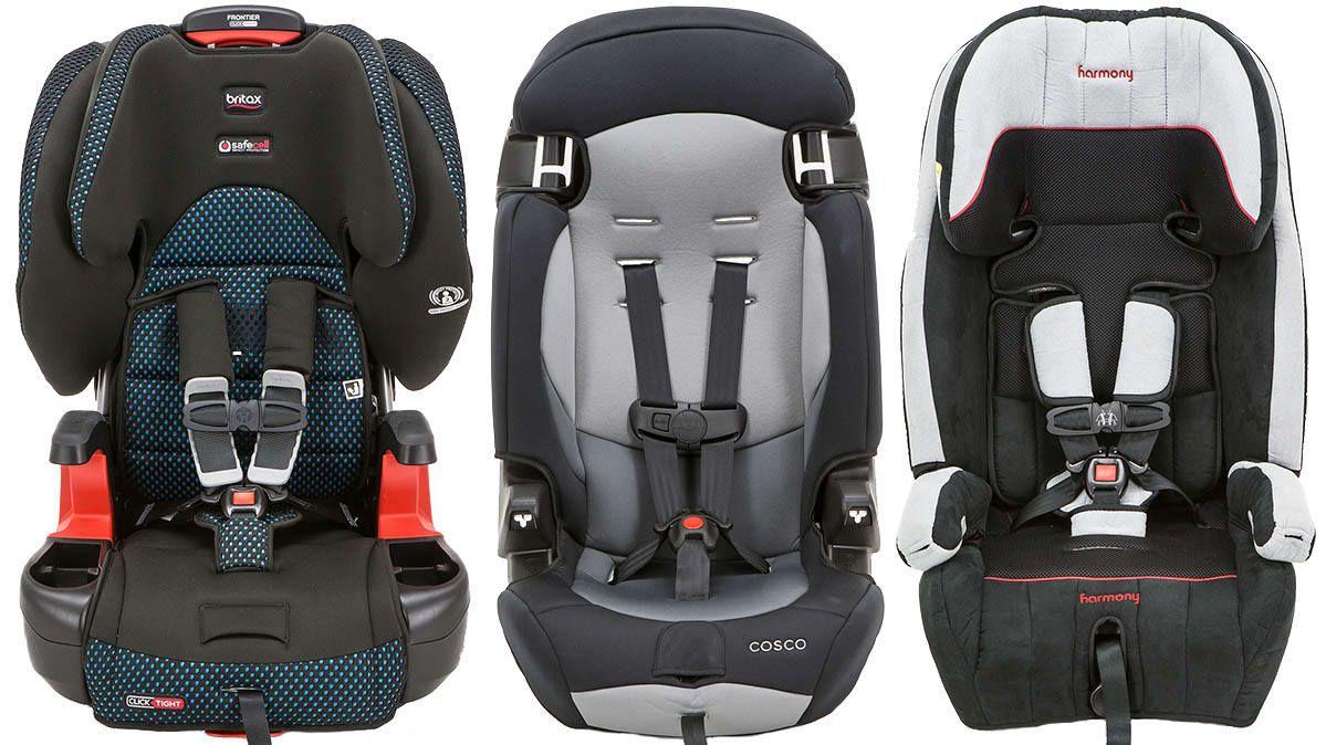 Child Car Seats From Britax, Cosco, Graco, and Harmony