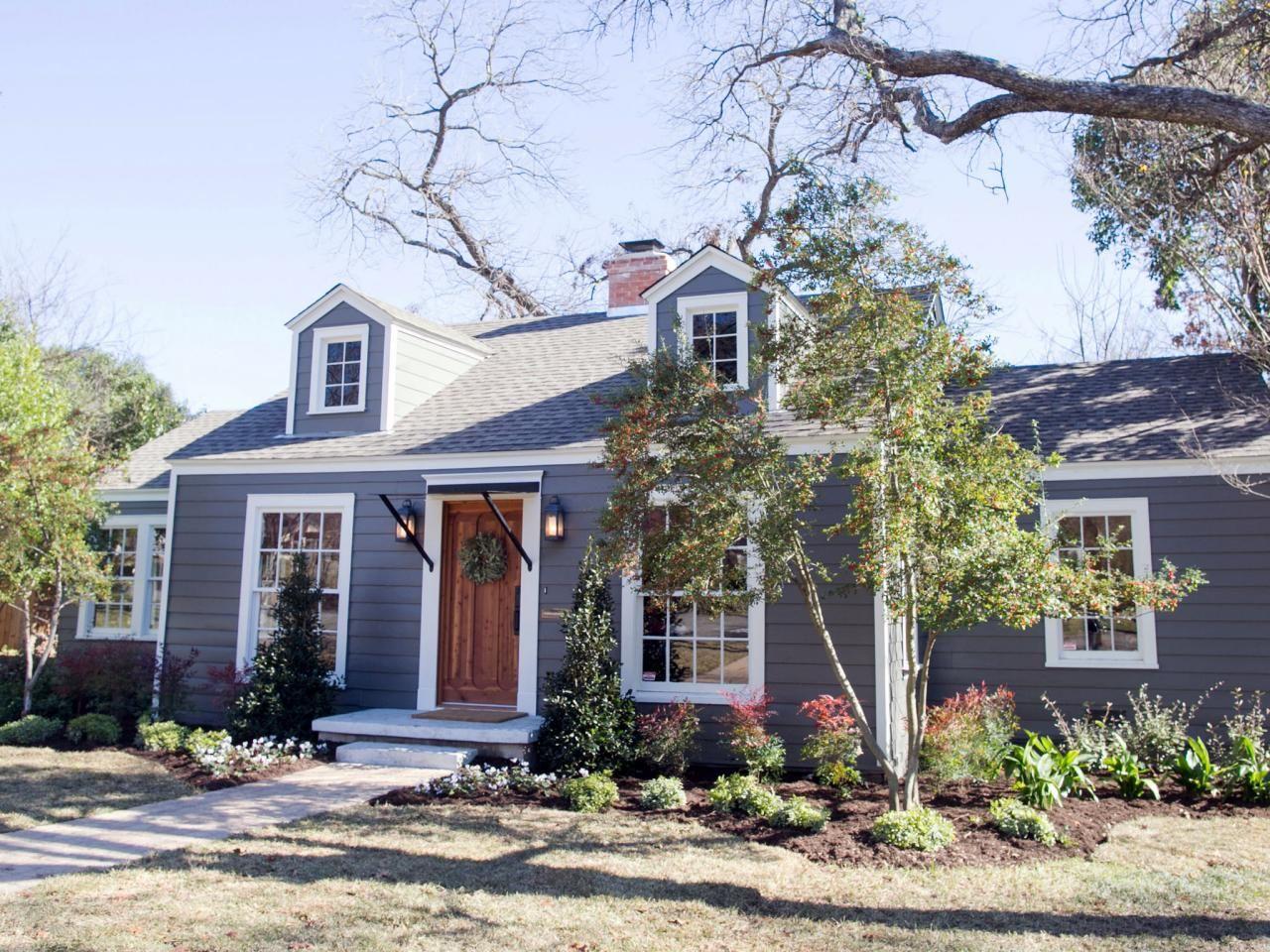 Fixer Upper Baylor House Paint Colors