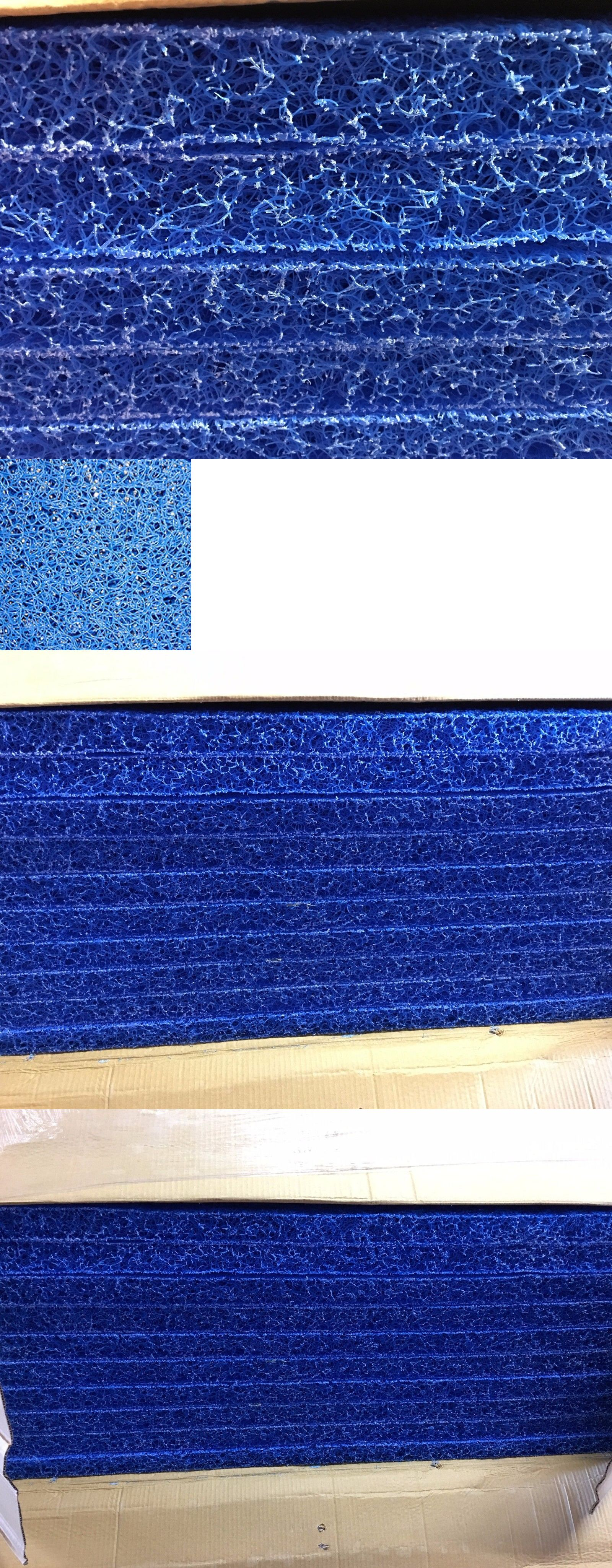 pond filter media and accs case of 10 matala blue high