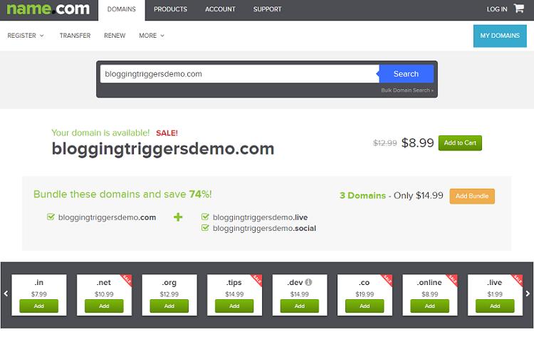Cheap Domain Registrars