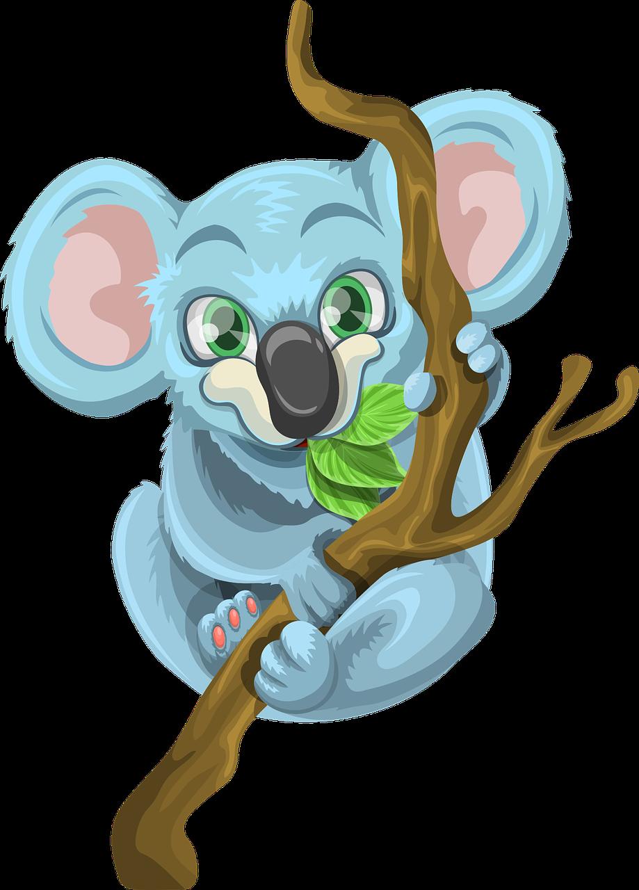 koala animal wood australia transparent image animal pinterest rh pinterest co uk Lion Clip Art Monkey Clip Art