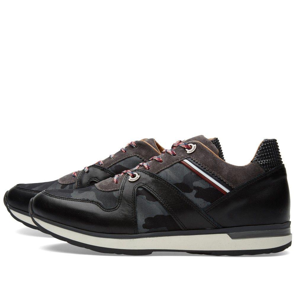 Moncler Fabien Sneaker (Black Camo)