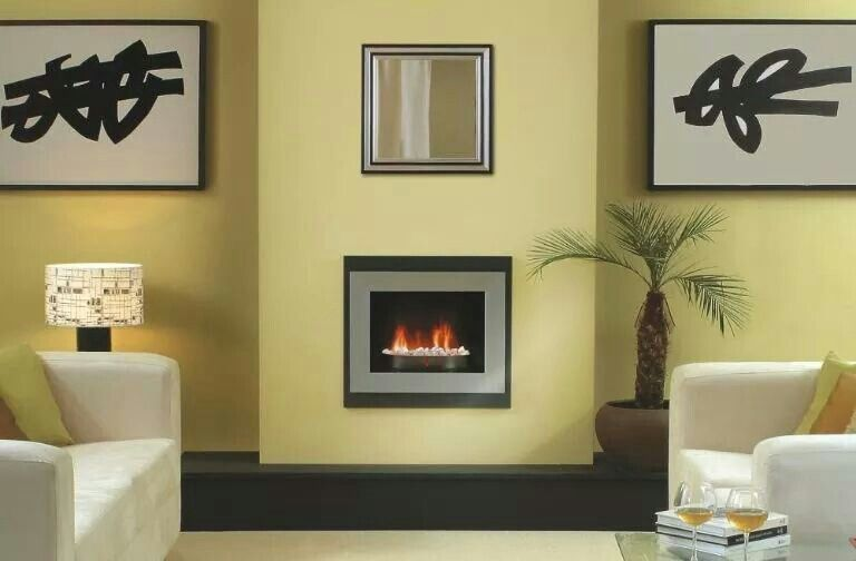 Maybe fake a chimney breast and add the tv?   Ideas for the House ...