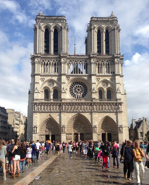 Notre Dame - BoulderLocavore.com