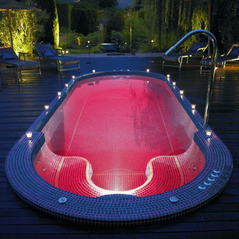 pingl par clairazur sur spas de nage mosa ques clairazur. Black Bedroom Furniture Sets. Home Design Ideas