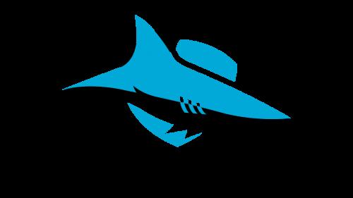 Cronulla Sutherland Sharks Shark Logo Logo Evolution Shark