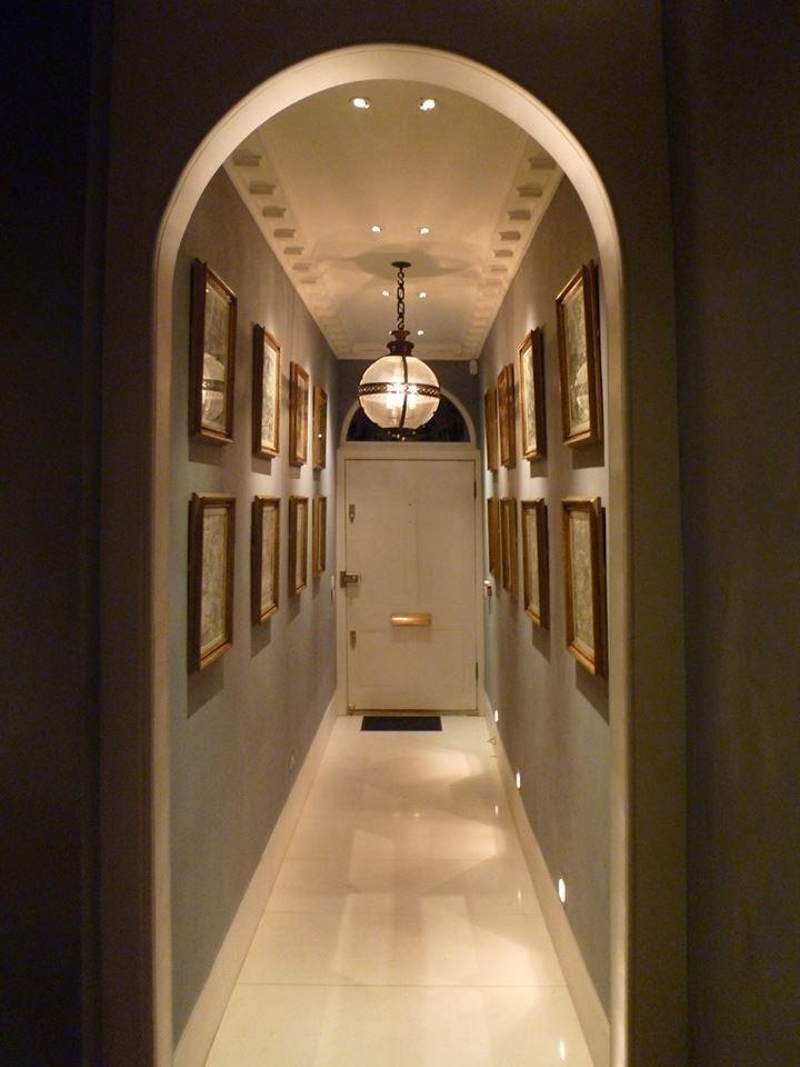 Hallway · Entrance LightingHallway ... & Hallway | lighting | Pinterest | House entrance Lights and House azcodes.com
