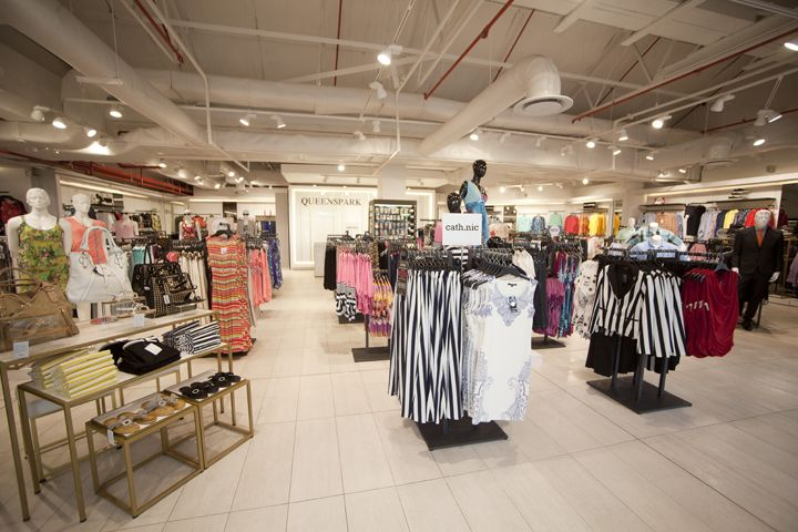 Queenspark Flagship Store By TDCCo Cape Town South Africa Fashion