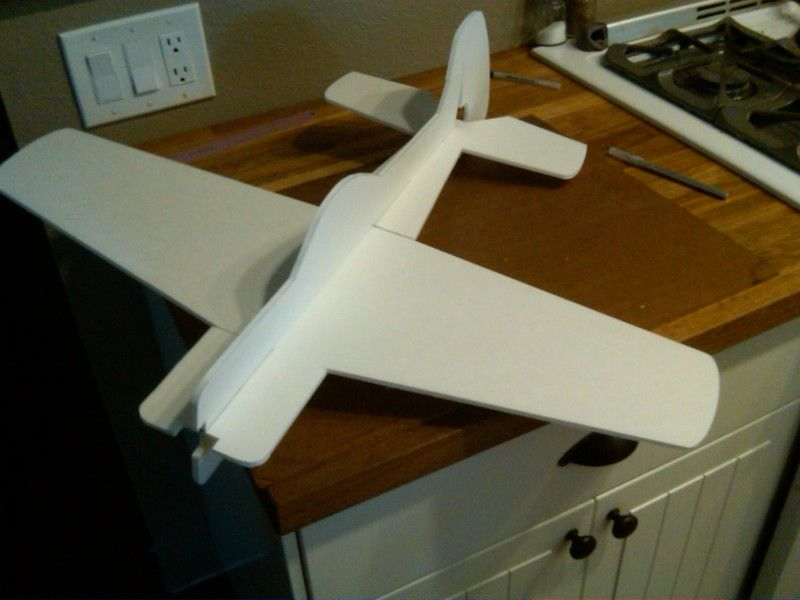 Scratch Built Dollar Tree Foam Planes - Page 62 - RC Groups | RC