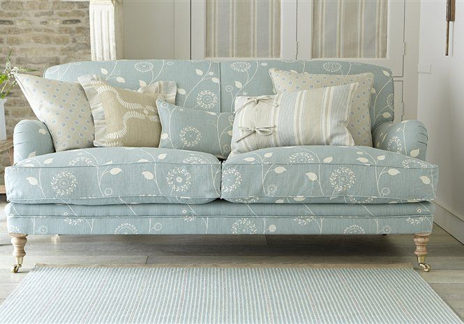 Designer Fabric Sofas Traditional Clic Upholstered Luxury Vanessa Arbuthnott