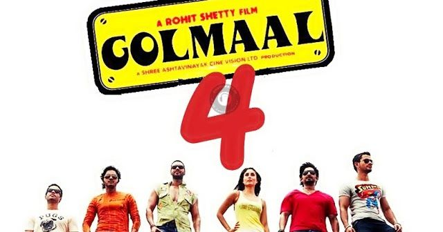 Golmaal 4 2017: Movie Star Cast & Crew, Release Date, Story, Budget