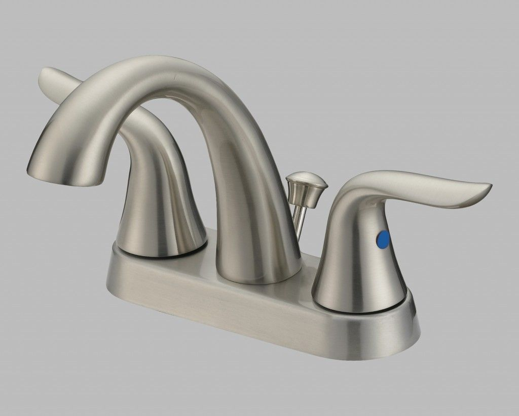 Bathroom Faucets Menards Bathroom Faucets Brushed Nickel