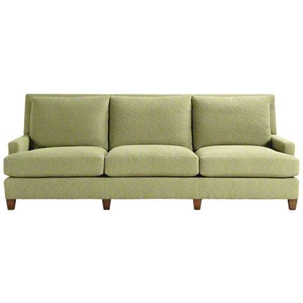 baker furniture sofa baker furniture highback shelter sofa 820 97 barbara 1450