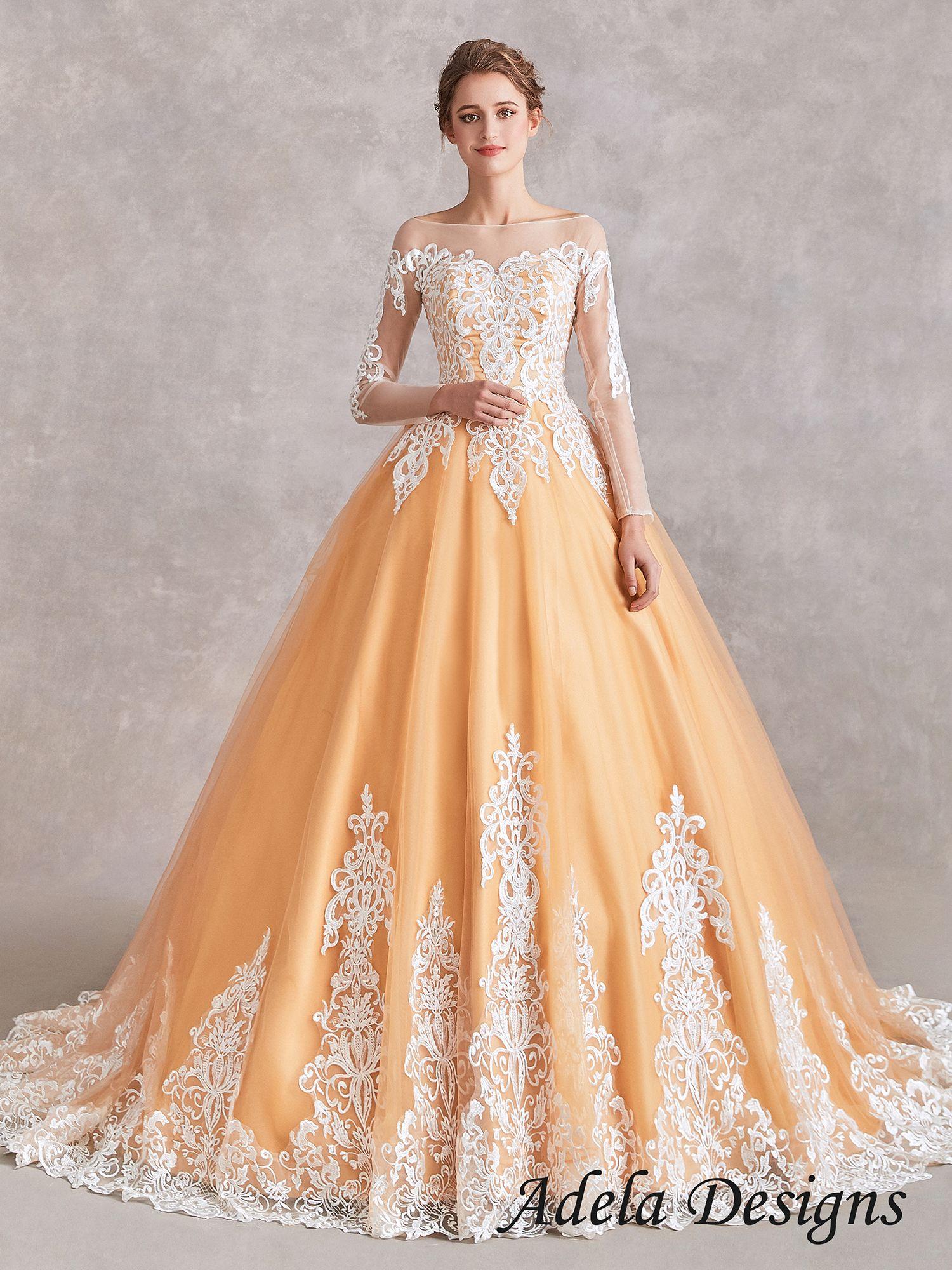 Gold Ivory Ball Gown Wedding Dress Ball Gowns Ivory Ball Gown Red Ball Gowns [ 2000 x 1500 Pixel ]