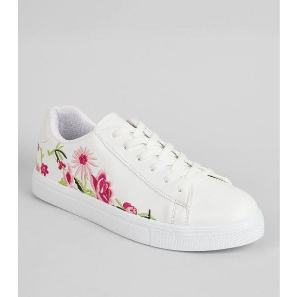 Floral shoes, Flower print sneakers