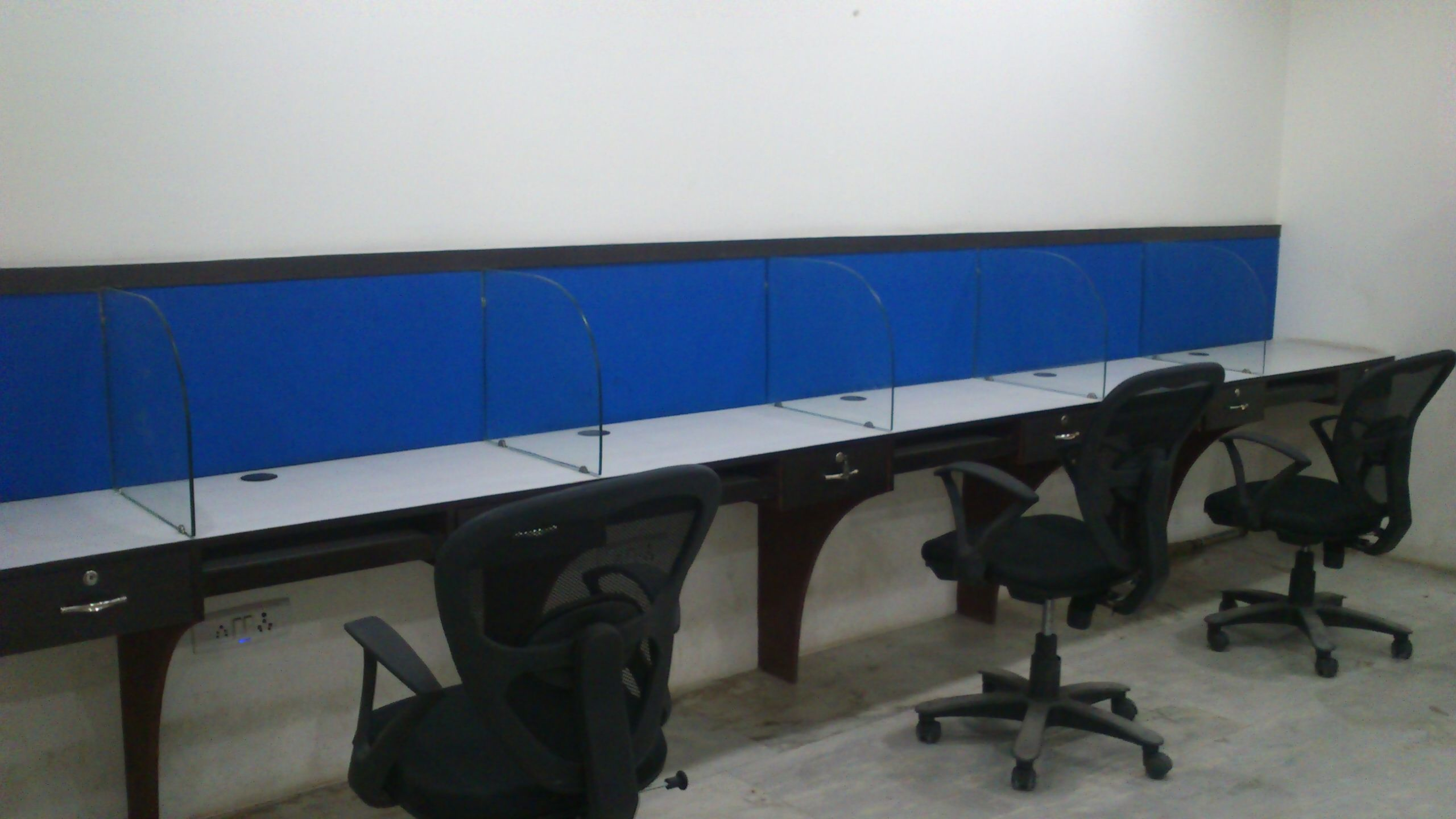 The Office Spaces Given By Vds Technologies Business Center Are