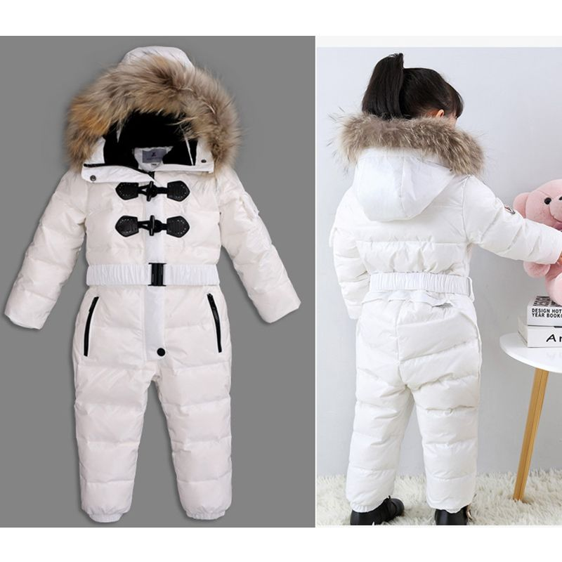 Capturelove Girls Cotton Padded Winter Coat