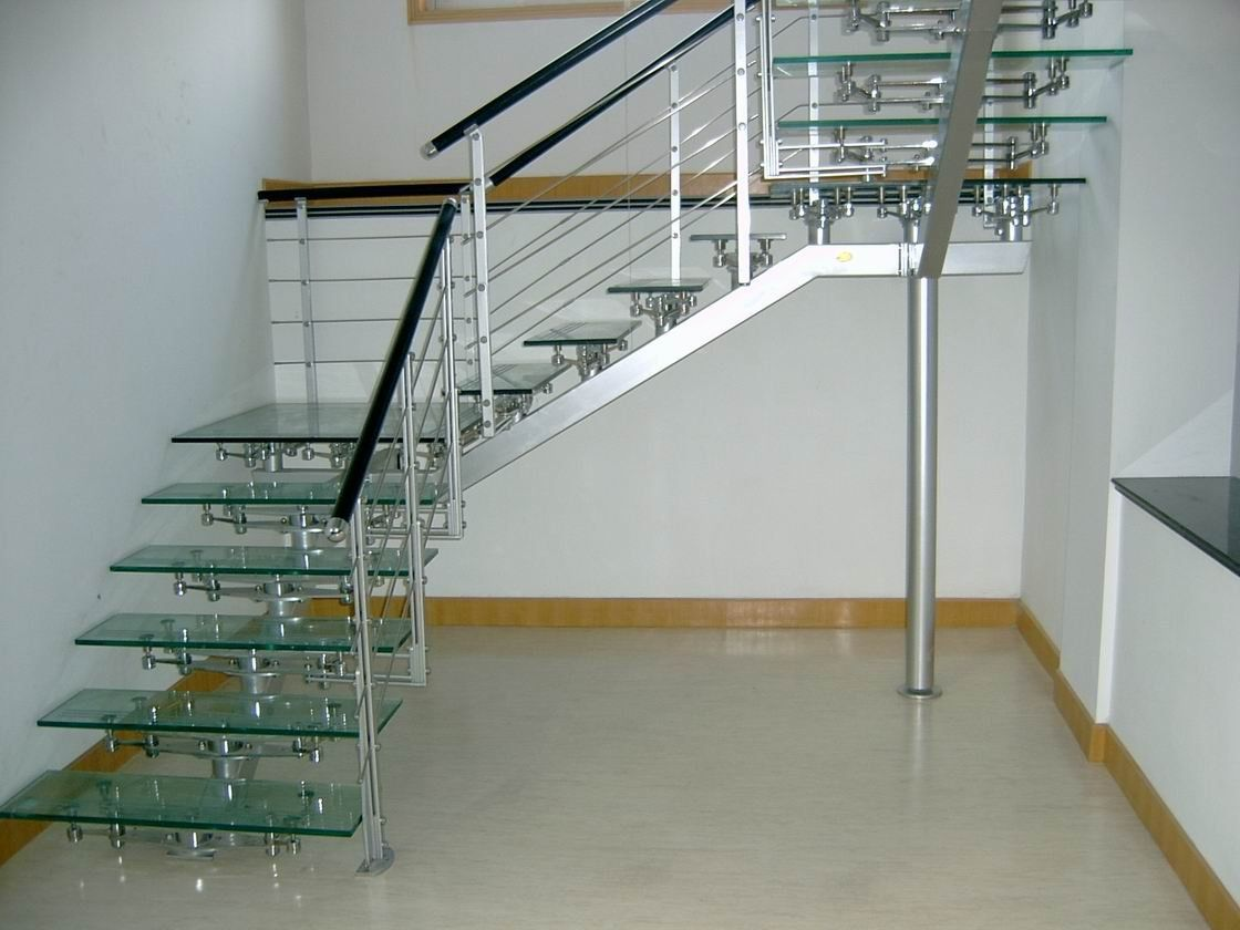 Best Glass Staircase South Africa Google Search Stainless 400 x 300