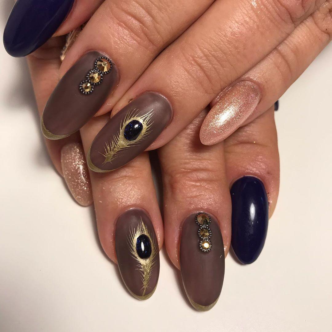 Nails Nailstagram Nailart Nail Paznokcie Paznokciehybrydowe
