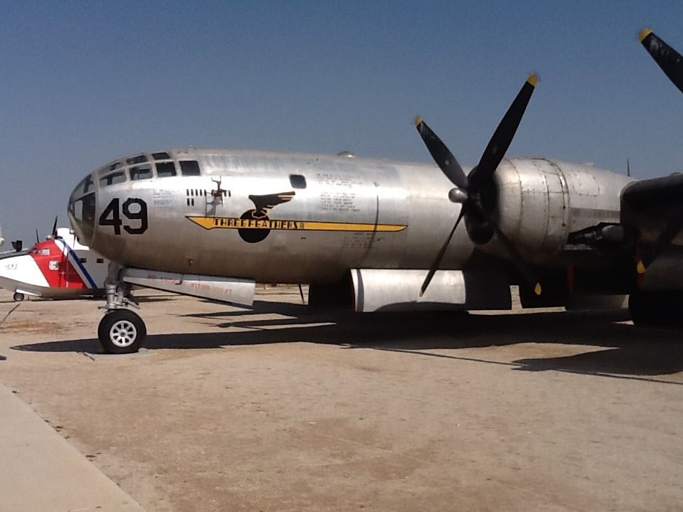 B29 March AFB Museum Passenger jet, Air force, Aircraft