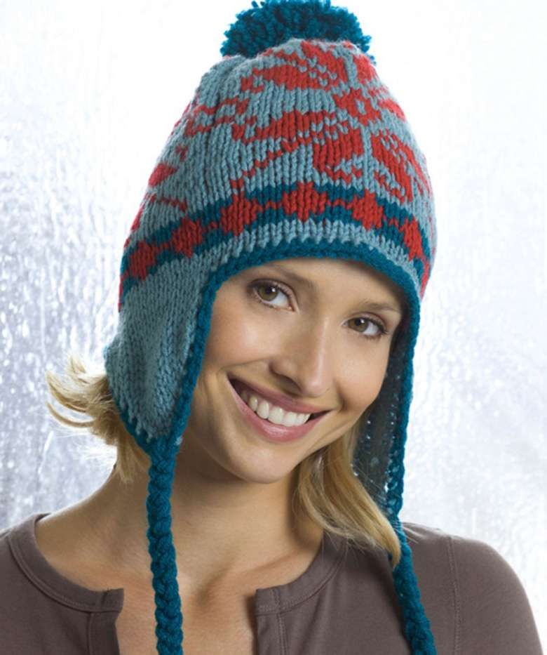Cappello ai ferri   Modelli di cappello a maglia, Cappelli ...