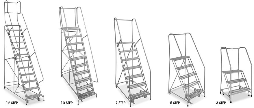 Rolling Ladder Rolling Ladders In Stock Rolling Ladder Ladder Retail Supplies