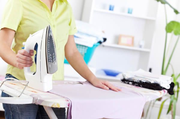Is Ironing Service Included In Laundry Pickup Service Cleaning