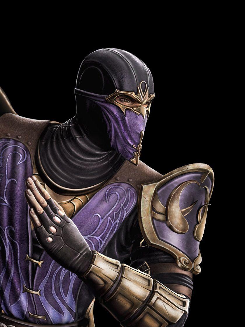 Mortal Kombat — Rain Character DLC | mortal kombat | Mortal kombat 2