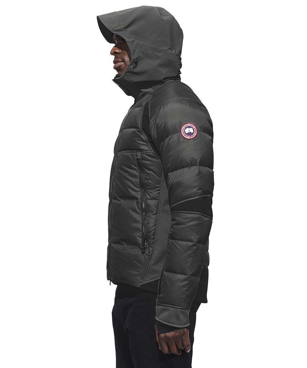 canada goose hybridge sutton down jacket