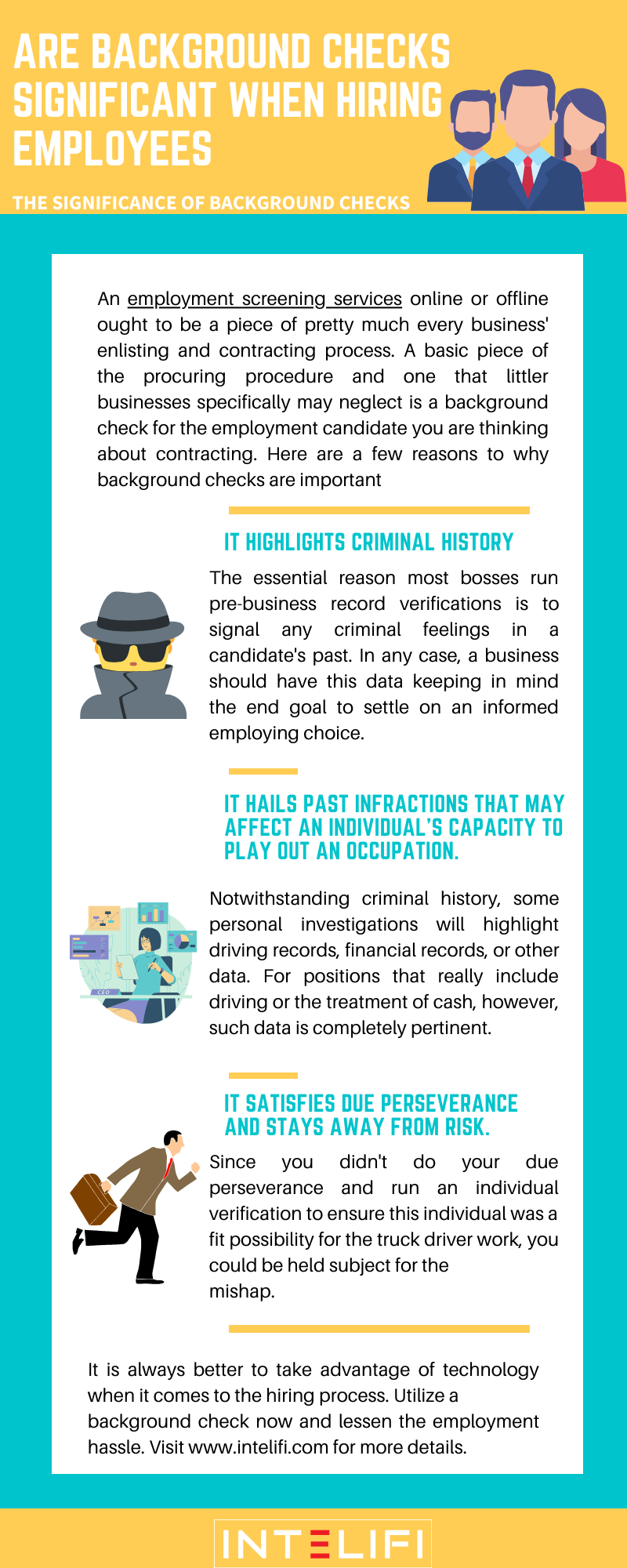 How Long Does Background Check Take For Employment