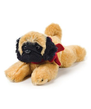 Take a look at this Pug Plush Toy by Nat & Jules on #zulily today!