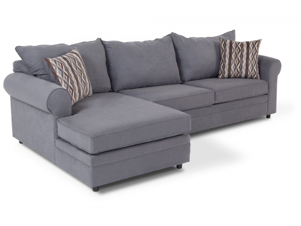Best Venus 2 Piece Right Arm Facing Sectional Sectionals 400 x 300