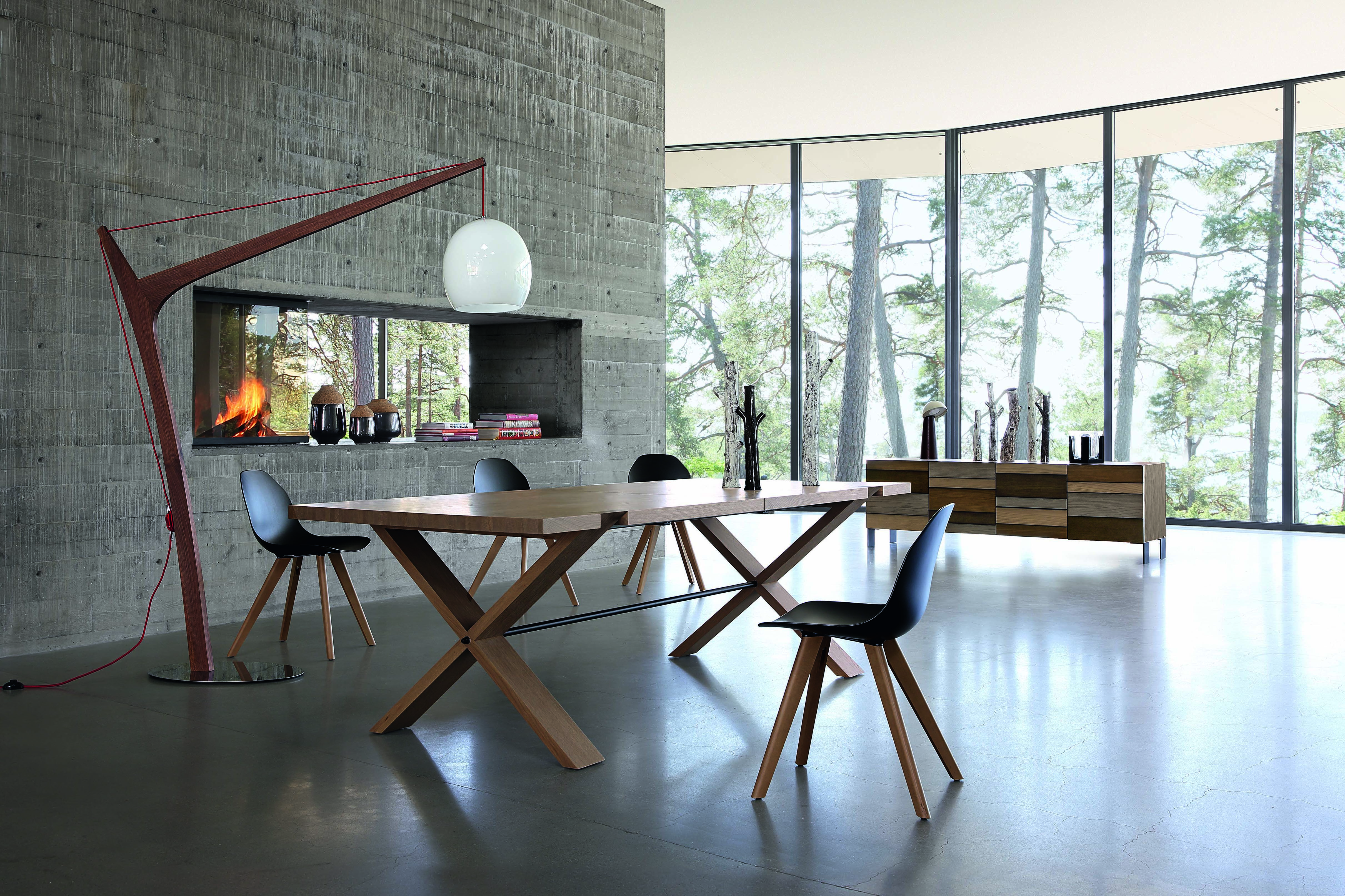 Roche Bobois - OXYMORE dining table - design Daniel Ezan ...