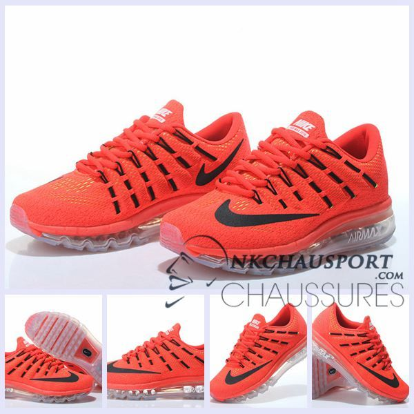 air max homme orange