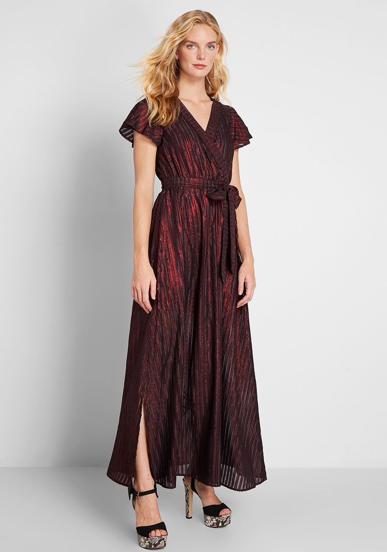 Your Time To Shine Maxi Dress In S Red Dress Maxi Maxi Dress Striped Maxi Dresses [ 1097 x 768 Pixel ]