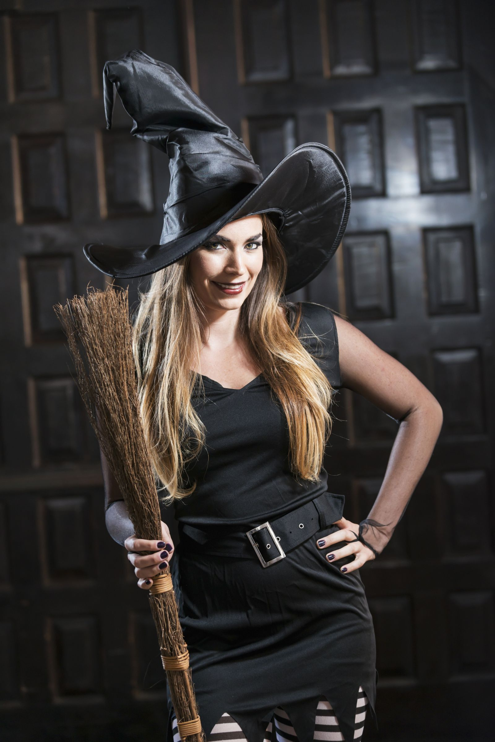 How to DIY a Super Unique Witch Costume This Halloween