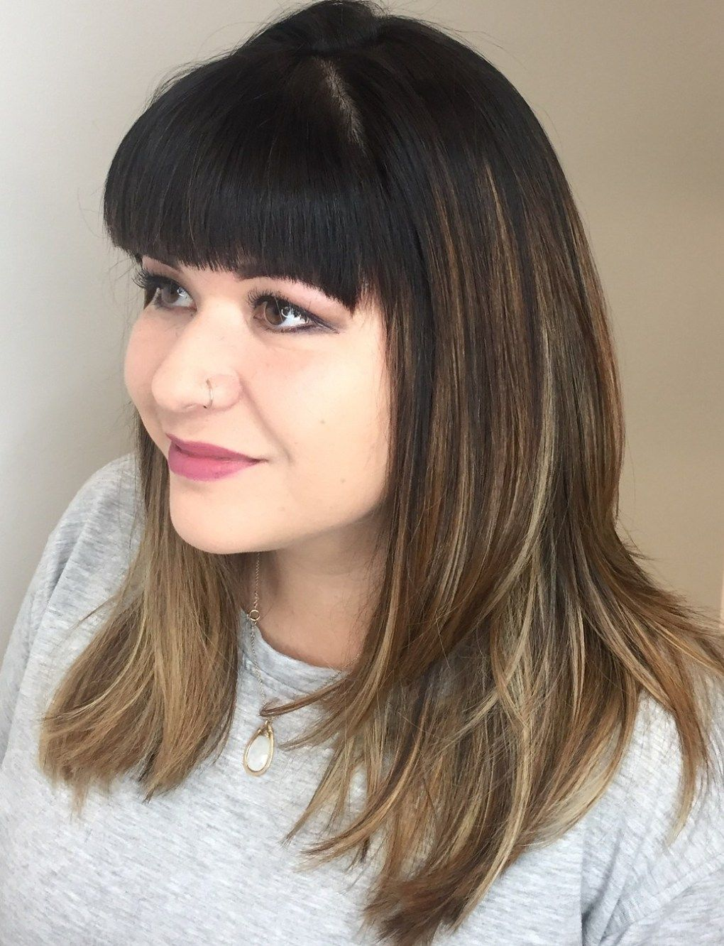 The Best Bangs For Face Shapes Of All Kinds How To Style
