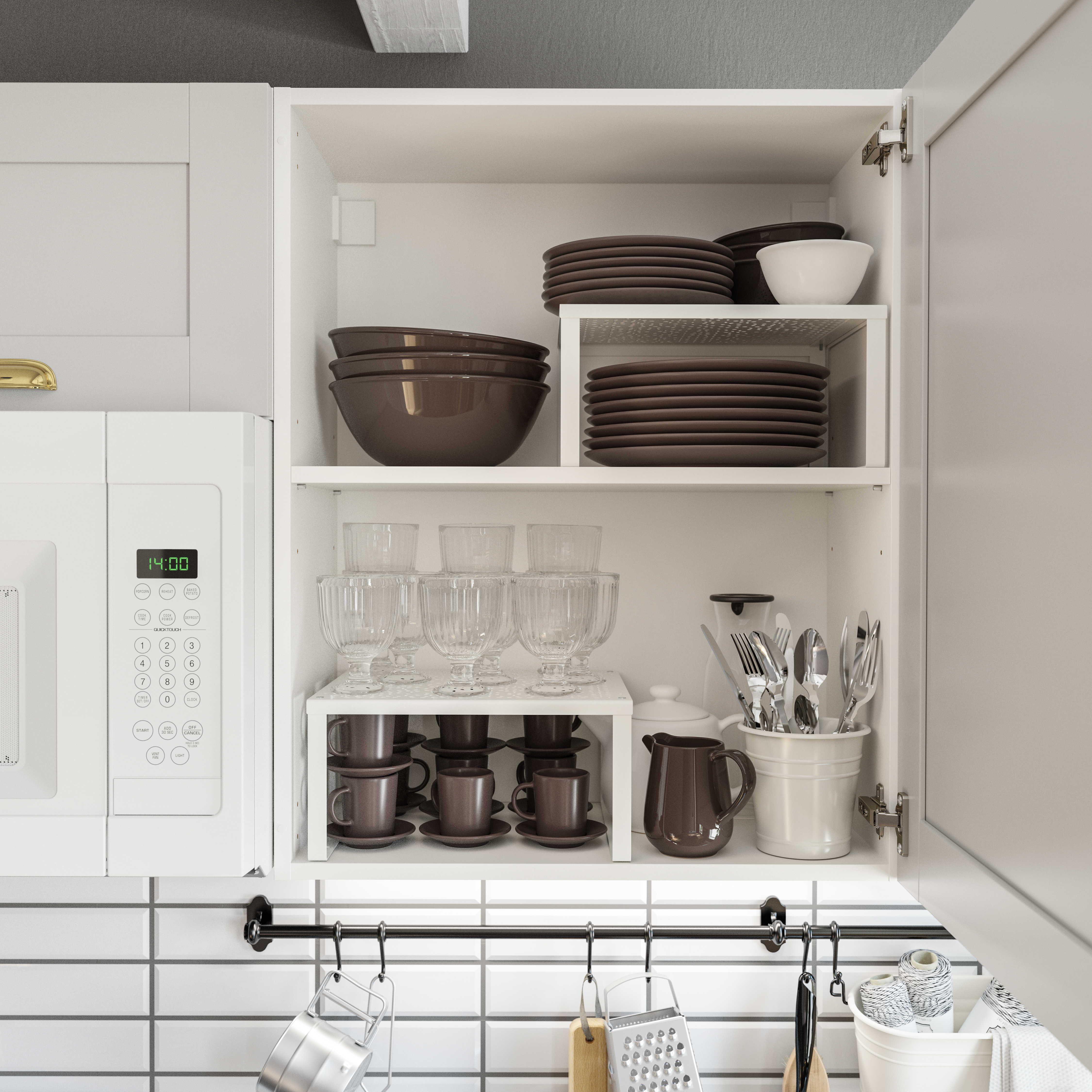 Knoxhult Bovenkast Met Deur Grijs Koop Het Vandaag Ikea Keuken Bovenkast Keuken Decoratie Grijze Keuken