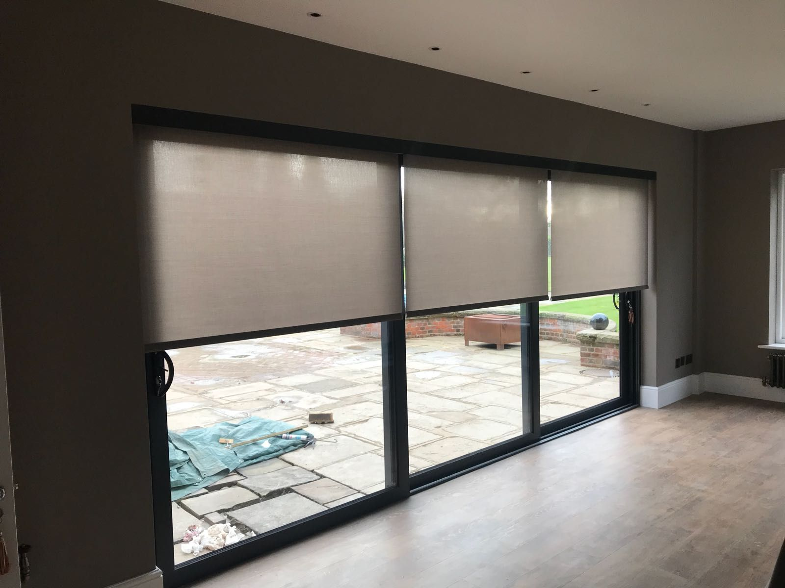 Do You Need Electric Blinds For Sliding Doors Bifold