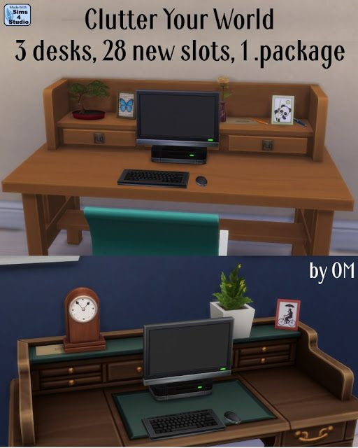 Sims 4 CC's - The Best: Furniture by Orangemittens
