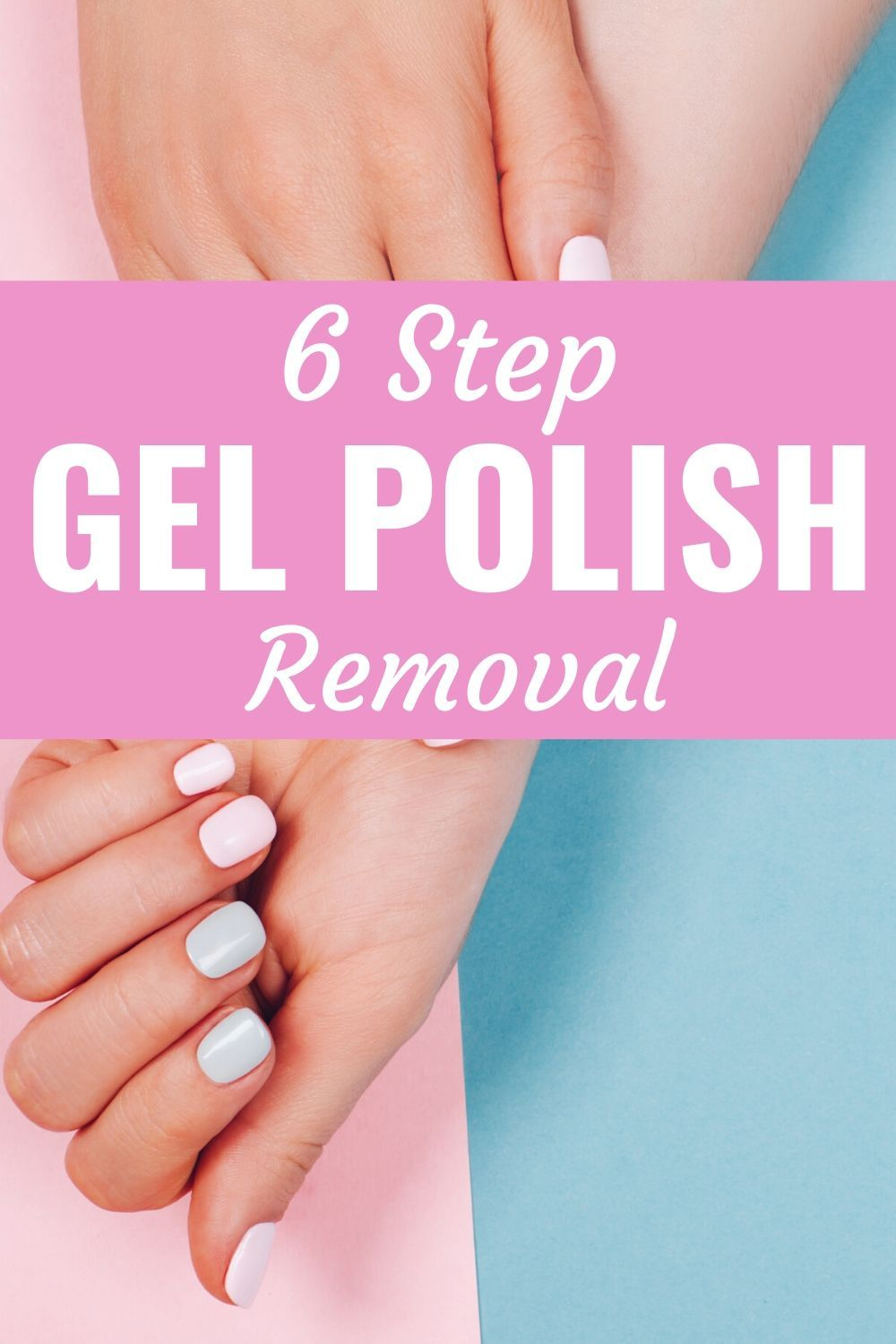 How To Remove Gel Nail Polish At Home Without Acetone In 2020 Shellac Nails At Home Remove Shellac Gel Nail Removal