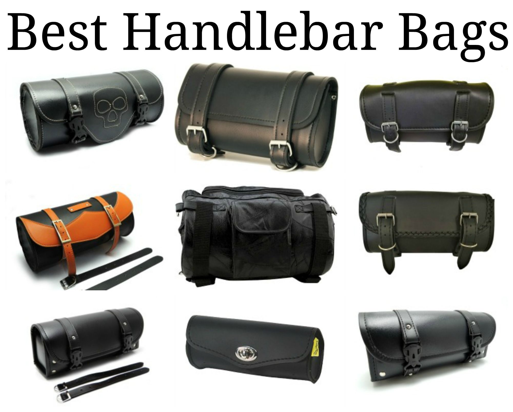 Handlebar Bags You Can Today