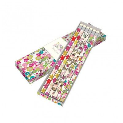 Caroline Gardner Pencil Set £8.95