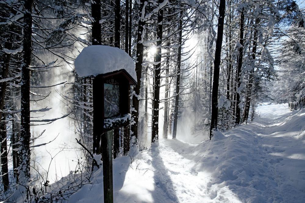 Winterzauber in Österreich: Kufstein